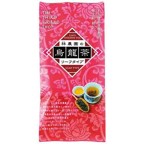 林農園の烏龍茶