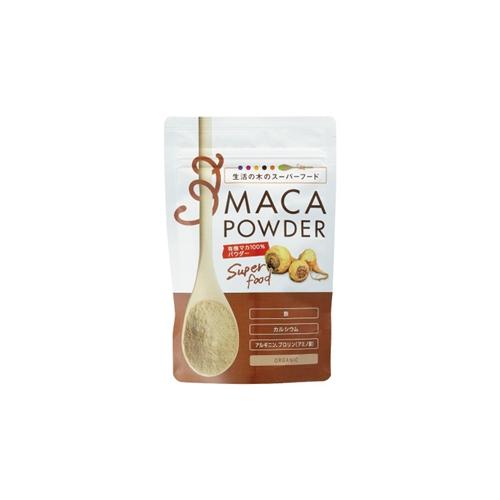 有機マカ100%パウダー/Organic Maca powder 100g
