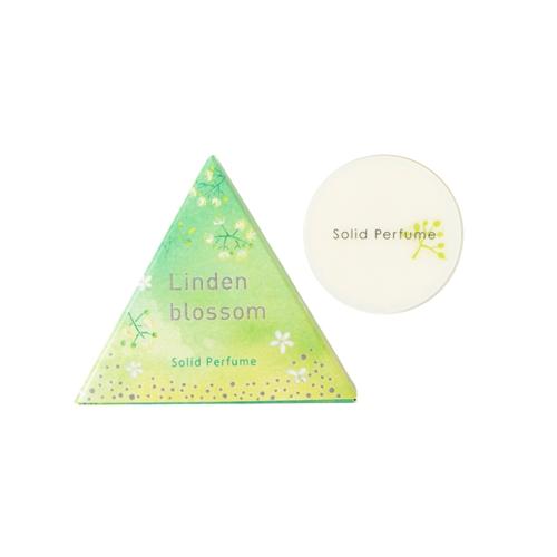練り香水 リンデンブロッサム 6g/Linden blossom