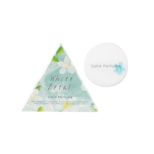 練り香水 ホワイトペタル 6g/White Petal