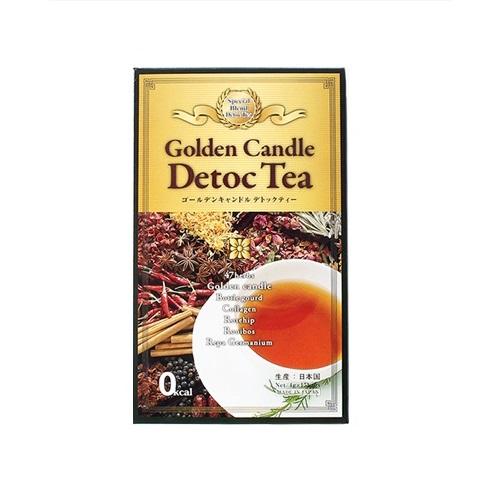 ゴールデンキャンドルデトックティー(Golden Candle Detoc Tea)4g×15包