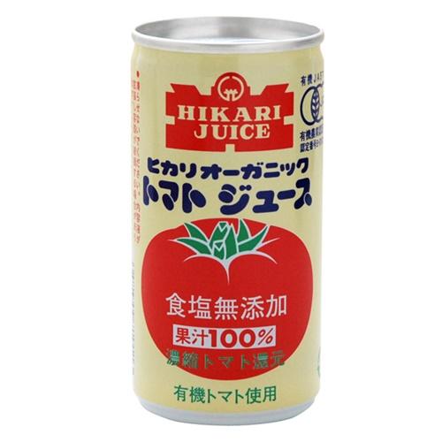 オーガニックトマトジュース(無塩)