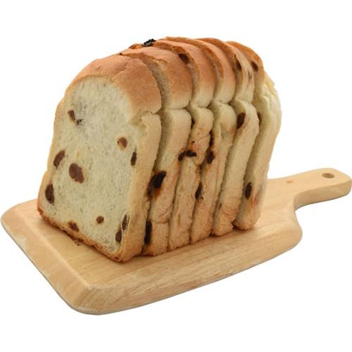 有機ぶどう食パン6枚スライス